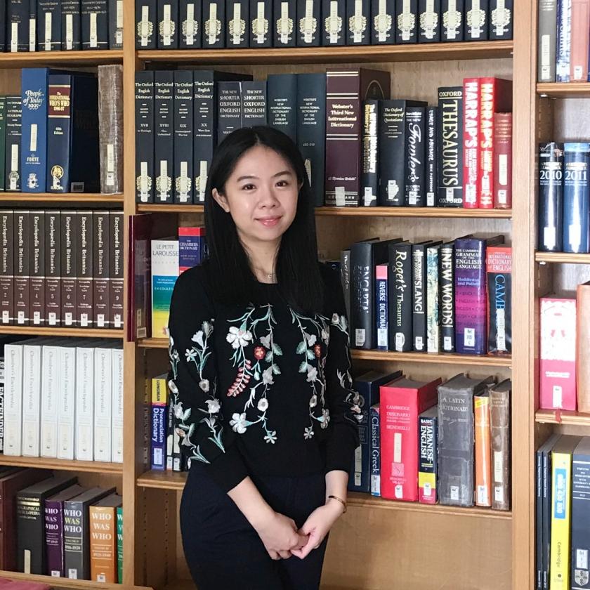 Zhe Wang Picture